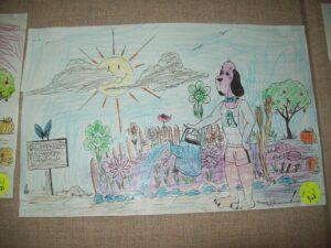 2018 Water Awareness Program drawing