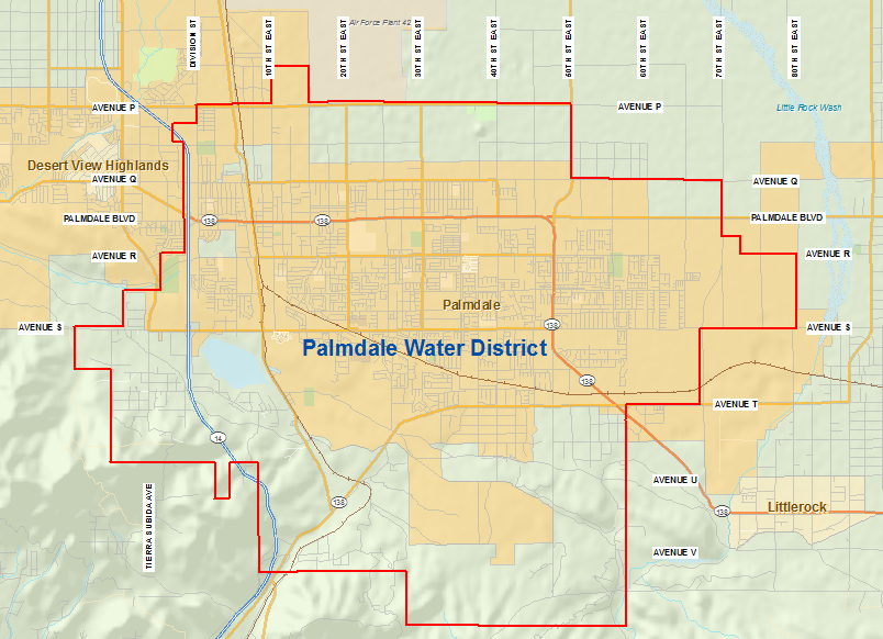 Palmdale Water District | Providing high quality water to our ...