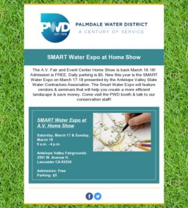 2018 Home Show and SMART Water Expo @ Antelope Valley Fairgrounds | Lancaster | California | United States